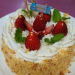 5月ケーキ