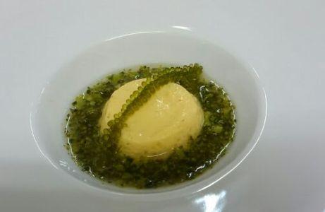 玉葱プリン (1)
